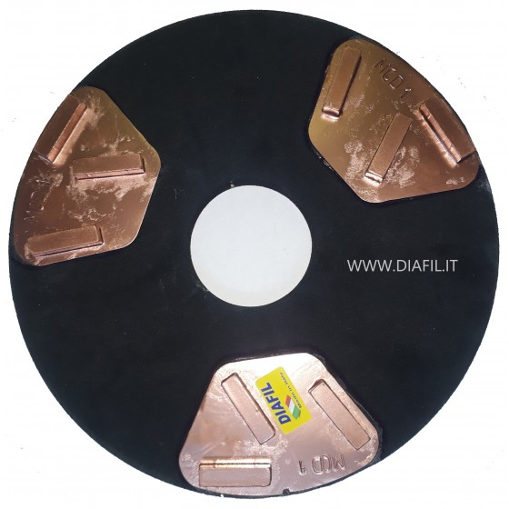 RUBBERFLEX METAL DIAMOND CMT