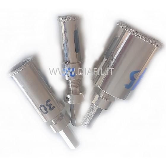 ELECTROPLATED DIAMOND DRILLS