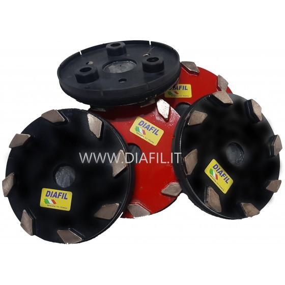 METAL DIAMOND ABRASTONE TRV