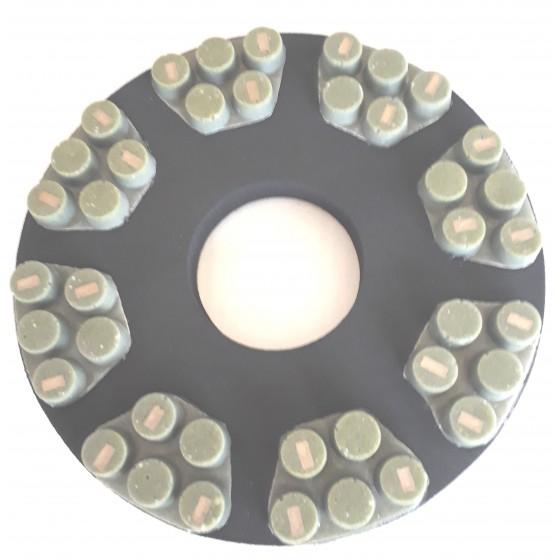 RUBBERFLEX METAL RESIN DIAMOND CMT